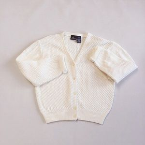90s L👀K softest 100% cotton cardi